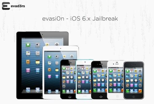 evasi0n - Evasi0n : 18,2 millions d'appareils jailbreakés