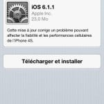 iOS 6.1.1 iPhone 4S 150x150