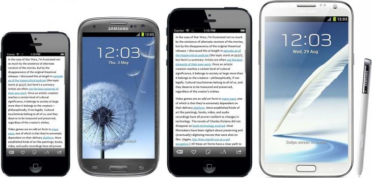 iPhone+ : un écran de 4,94 pouces ?