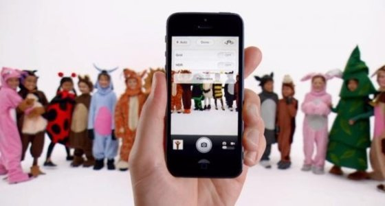 "iPhone 5 : la publicité ""Cheese"" copiée par LG"