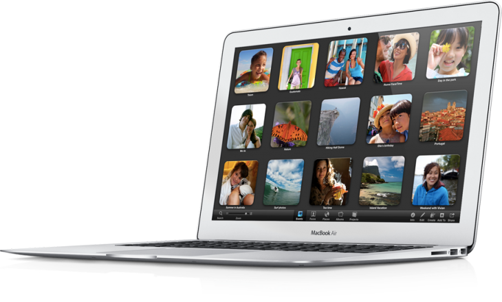Q3 2013 : un MacBook Air Retina 11″ et 13″ ?