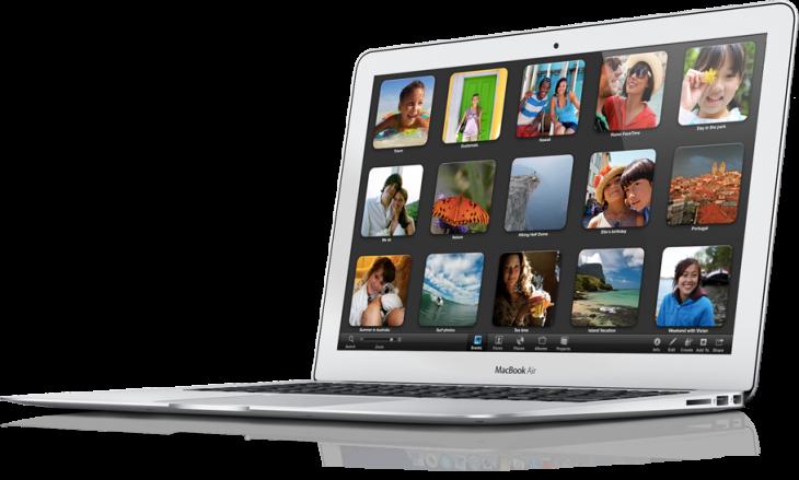 Apple : un nouveau MacBook Air Retina en fin d'année