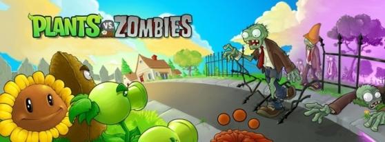 Plantes contre Zombies gratuit sur iPhone et iPad aujourd'hui