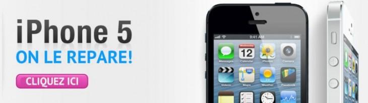 iRepare.com : réparation iPhone, iPad et iPod Touch express