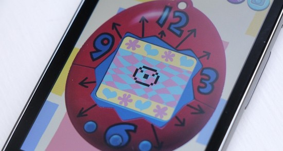 Tamagotchi : l'application bientôt sur iPhone