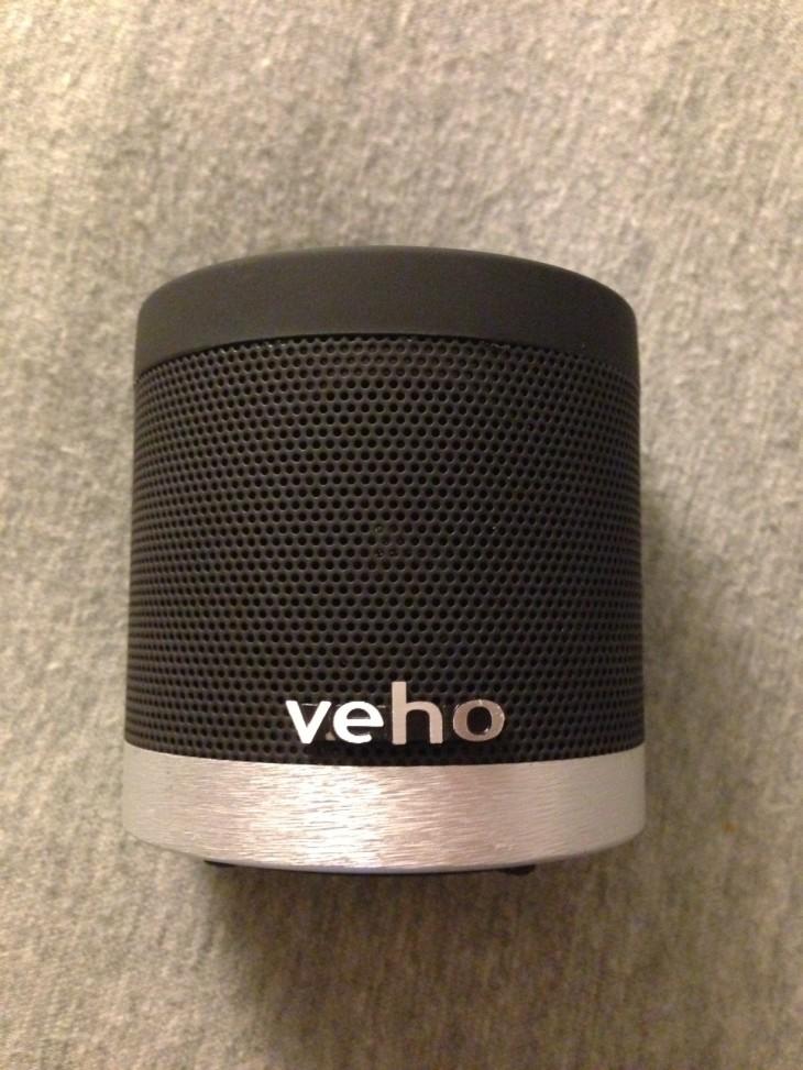 Test : Enceinte Bluetooth Veho 360° M4