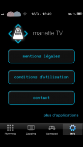 IMG 0492 169x300 - ManetteTV : Piloter la TV d'Orange depuis iPhone, iPad, iPod Touch