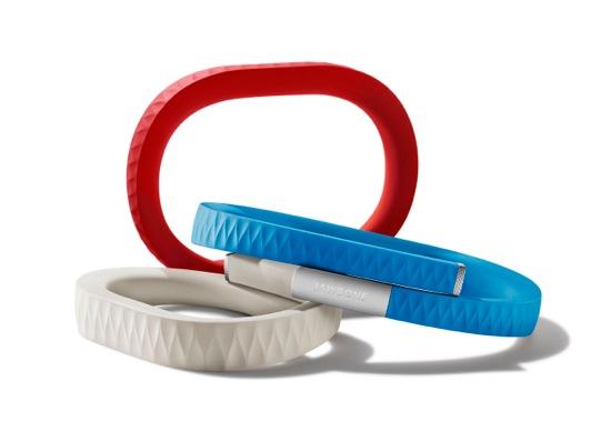Jawbone UP : le bracelet fitness connecté à l'iPhone