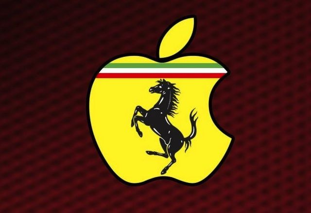 apple-ferrari