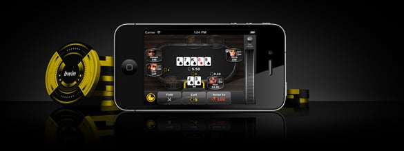 Bwin Poker : le poker sur iPhone, iPad et iPod Touch