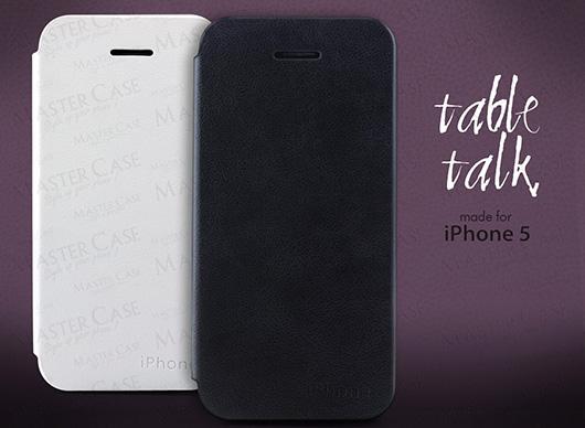 table talk 02 - Table Talk : une coque iPhone 5 tout en finesse