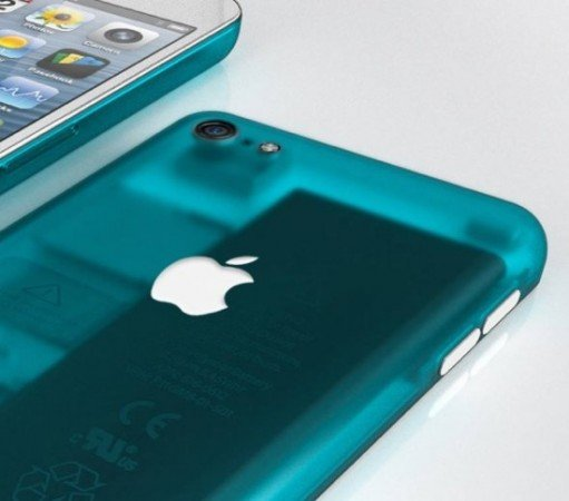 Concept : un iPhone low cost transparent et en couleur