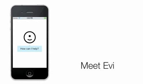Evi : un concurrent de Siri racheté par Amazon