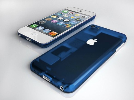 iPhone-low-cost-transparent-bleu