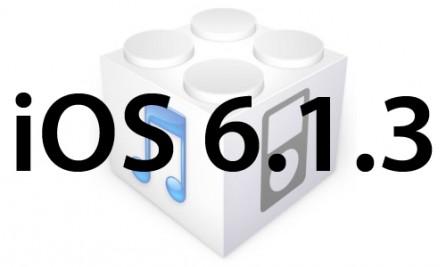 Jailbreak iOS 6.1.3 : evad3rs ne travaille pas dessus