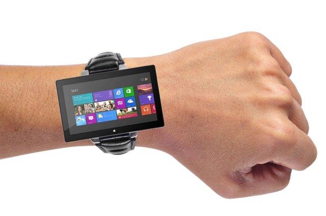 Microsoft : vers une montre connectée à la iWatch ?