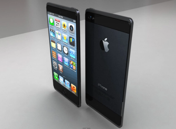 Concept iPhone 6 : nouveau design, écran HD et notifications leds