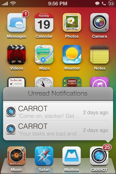 Badger : l'aperçu rapide de vos notifications est disponible