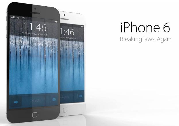iPhone 6 : écran de 4,8 pouces, présentation en septembre 2014 ?