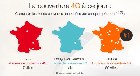 4G : Orange lance quialameilleure4g.com