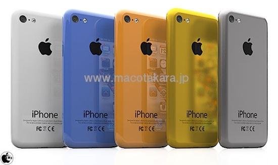 iPhone 5S : double Flash LED, couleurs et iPhone low cost en juillet ?