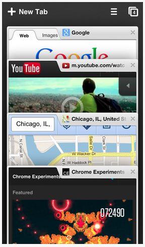 Chrome 27 enfin disponible sur iOS