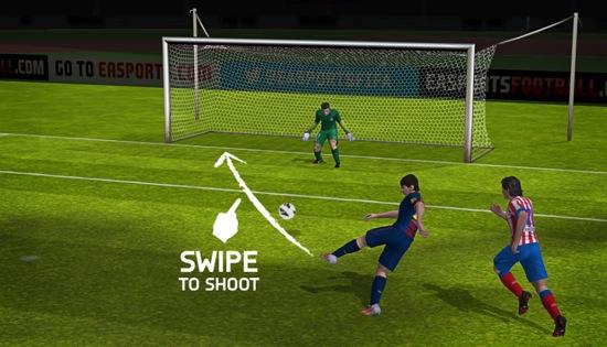 FIFA 14 : sortie annoncée sur iPhone, iPad, iPod Touch