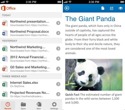 Microsoft-Office-365-iPhone