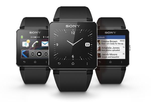 Smartwatch 2 : la montre Sony qui devance l'iWatch
