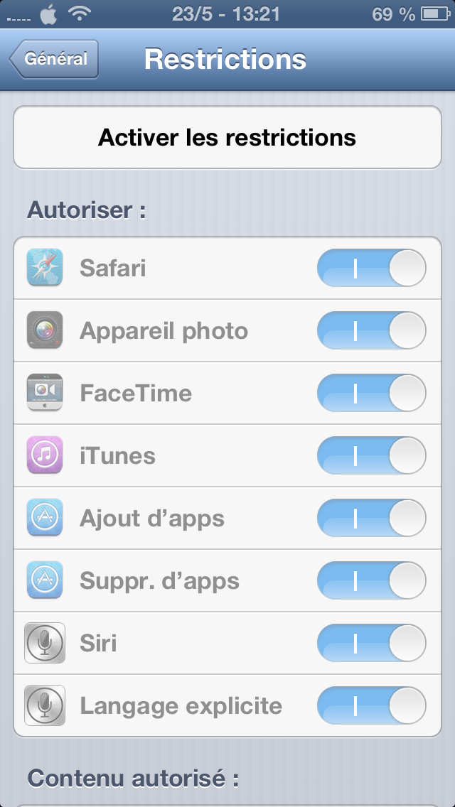 activer-restrictions-iphone