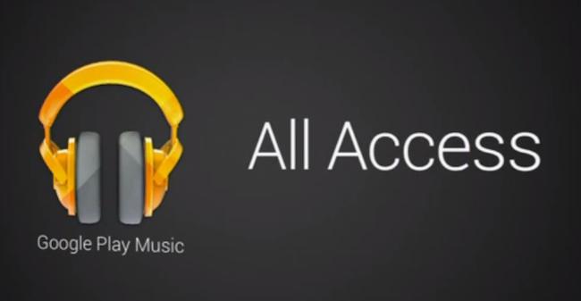 Google Play Music All Access : bientôt disponible sur iOS