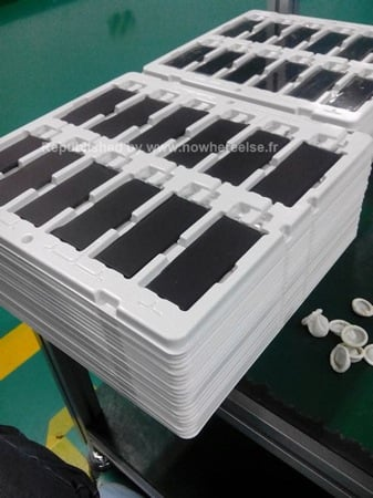 iPhone-5S-production-Batterie