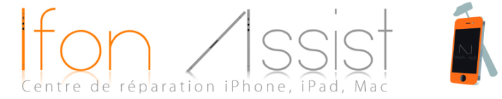 iFonAssist : réparation iPhone, iPad & Mac