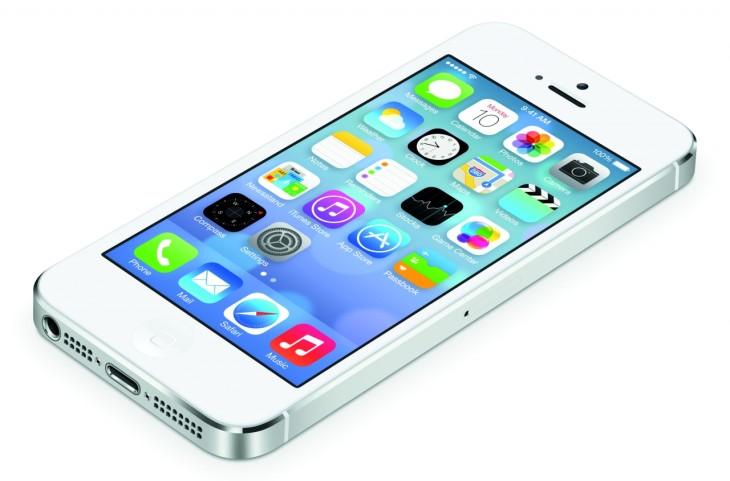 iOS 7 : déjà plus présent sur iPhone qu'iOS 5 ?