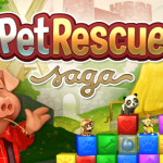 Pet Rescue Saga : vies illimitées sur iPhone, iPad, iPod Touch