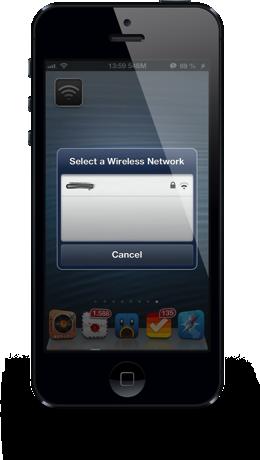 WiPi : changer rapidement de réseau WiFi