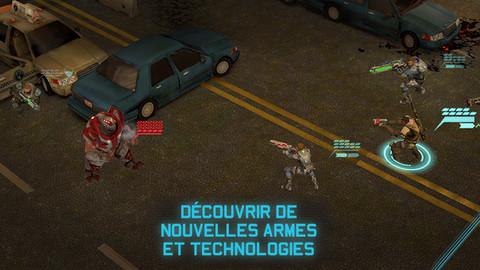 XCOM Enemy Unknown disponible sur l'App Store