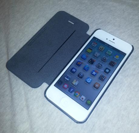 Housse-iPhone-5-SPIGEN