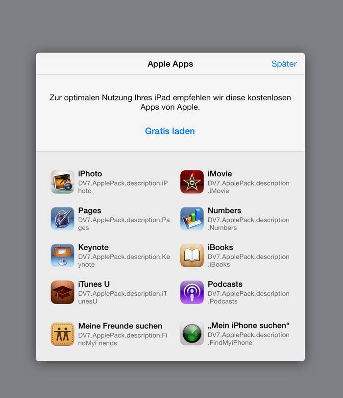 iOS 7 : les suites iWork et iLife d'Apple gratuites ?