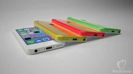 iPhone low cost : un premier rendu 3D en couleurs