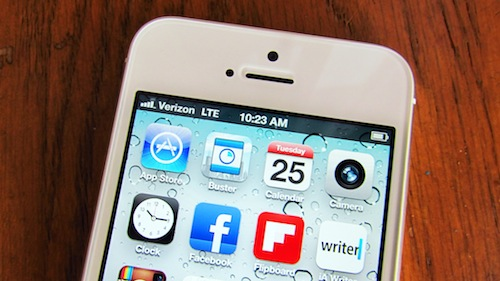 iPhone 5S : compatible 4G LTE-Advanced ?