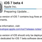 Télécharger et installer iOS 7 bêta 4 iPhone, iPad, iPod Touch