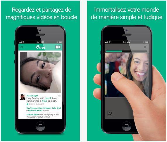 Vine et Instagram : deux nouvelles mises à jour