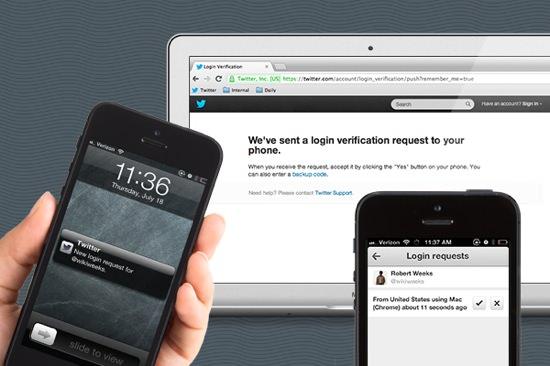 Twitter iOS 5.9 : ajout de la vérification de connexion