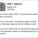 Télécharger et installer iOS 7 bêta 5 iPhone, iPad, iPod Touch