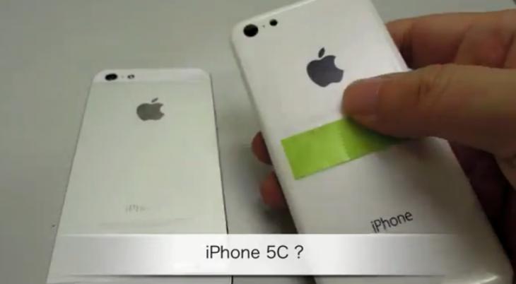 iPhone 5C & iPad 5 : vidéos des appareils quasiment assemblés ?