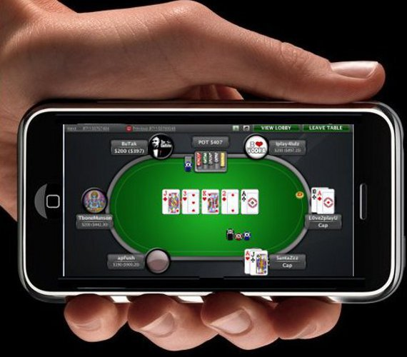 PokerStars : poker en ligne facile sur tablette ou mobile