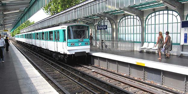 Réseaux 3G & 4G : dans le métro et le RER en 2015