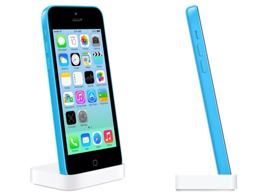 Apple Store : Dock Lightning iPhone 5S et iPhone 5C à 29 €