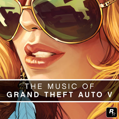 GTA 5 : Bande Originale (BO) disponible sur iTunes